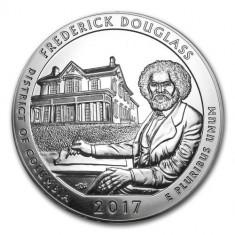SUA/USA 2017 P Mint Frederick Douglas Site Quarter, America de Nord