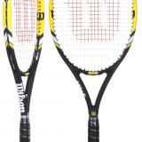 Pro Open 100 2017 tennis racket L2 - Racheta tenis de camp Wilson