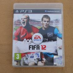 Joc original FIFA 12 playstation 3 PS3 - Jocuri PS3 Ea Sports, Sporturi, 3+