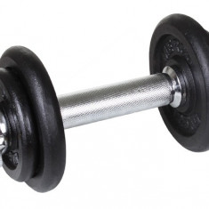 Gantera negru 5 kg