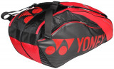 BAG 9626 EX 2017 Racket Bag negru-rosu, Yonex