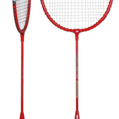 Classic Set 2pcs Racheta badminton rosu
