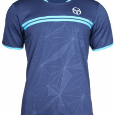 Spokes T-shirt albastru XL