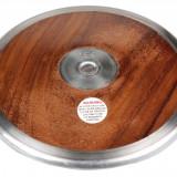 Disc atletism Lemn cu cadru din fonta 1,5 kg