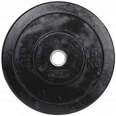 Bumper Disc olimpic, cauciuc 5 kg