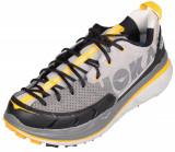 Tor LTR Low Mens Runnig Shoes gri-galben UK 8