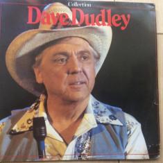 Dave Dudley Collection disc vinyl lp muzica country folk pop made vest germany, VINIL