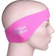 Casca inot Ear Neo Casca inot pink junior