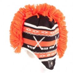 Caciula Winter Cup Mohawk NHL Philadelphia Flyers Caciula negru-portocaliu