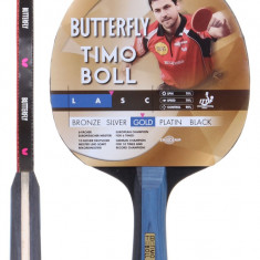 Boll Gold 17 Table Tennis Paddle - Paleta ping pong Butterfly