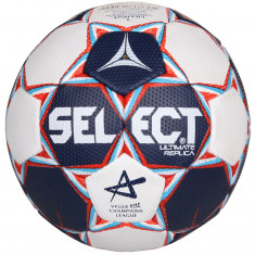 HB Ultimate Replica Champions League Men Minge handbal albastru-galben n. 1