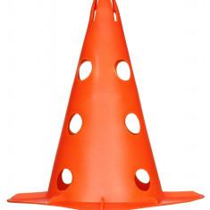 Con cu gauri inaltime 30cm, 38cm, 46cm, 52cm portocaliu 30 cm