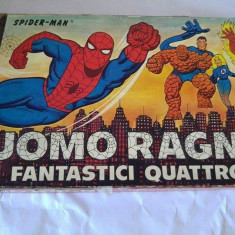 Joc vechi Spider-Man, Omul Paianjen, 1978 Marvel Comics Group, 49x24.5 cm