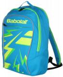 Club Line Backpack Boy 2017 Sports Bag for Kids albastru-verde, Babolat