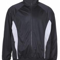 SJ-2 Bluza sport negru-gri L
