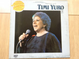 Timi yuro greatest hits best disc vinyl lp muzica pop soul funk 1982 compilatie
