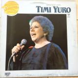 Timi Yuro Greatest Hits best disc vinyl lp muzica pop soul funk 1982 editie vest
