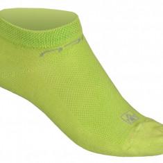 Sosete Foot 2 perechi lime 37-38