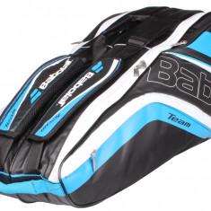 Team Line x6 2017 Racket Bag albastru - Geanta tenis Babolat
