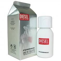 Parfum de dama Diesel Plus Plus Feminine Eau de Toilette 75ml