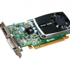 Placa video PC NVIDIAI-E NVDIA Quadro 600 1GB DDR3 128BIT DVI RACIRE ACTIVA Low Profile, PCI Express, nVidia