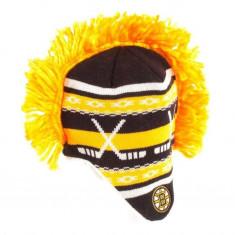Caciula Winter Cup Mohawk NHL Boston Bruins Caciula negru-galben