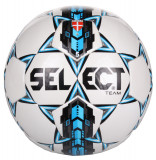FB Team FIFA Minge fotbal alb-albastru n. 5, Teren sintetic, Select