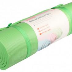 Saltea BR 180x60x1,2cm verde