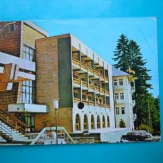 HOPCT 32976 SLANIC MOLDOVA VILA FLORA IN 1976-JUD BACAU -CIRCULATA
