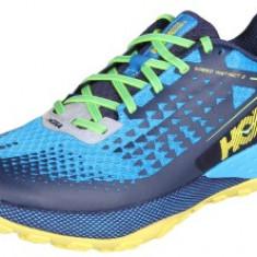 Hoka Speed Instinct 2 albastru UK 9 - Incaltaminte atletism