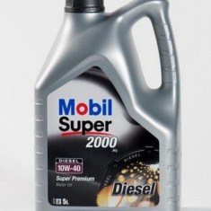 Ulei motor Mobil 1 MOBIL SUPER 2000 X1 DIESEL 10W40 5L