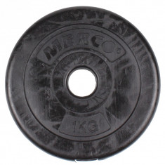 Disc gantera 31mm 5 kg Merco, Discuri greutati