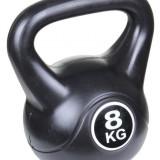 Kettlebell Plast Gantera 8 kg