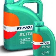 Ulei mototr REPSOL ELITE 50700/50400 LONG LIFE 5W30 1L - Ulei motor