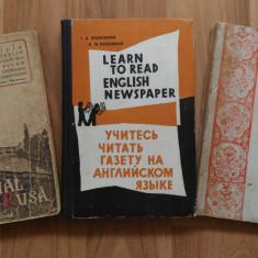 Limba rusa - manual + Limba rusa in 24 de lectii + Learn to read english (EN-RU)