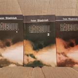 RAZBOIUL-IVAN STADNIUK (3 VOL) - Roman