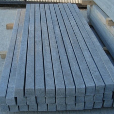 Stalpi Beton Clasici Vibropresati cu Armatura Metalica, Transport Gratuit - Ciment