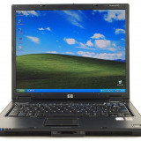 Laptop ieftin HP NC6320, Core 2 Duo T5500, 1.66Ghz, 1Gb DDR2, 60Gb, DVD-ROM, LCD 15 inch - Laptop HP