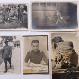 FOTO MILITARI ROMANI PERIOADA INTERBELICA - Fotografie veche