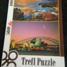 Puzzle wow trefl joc 1000 piese nou tablou panorama