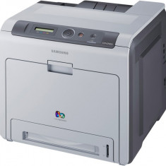 Imprimante Laser Color Samsung CLP-670ND, 25 ppm, Duplex, Retea, USB 2.0 - Imprimanta laser color