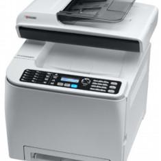 Multifuntionala KYOCERA FS-C1020MFP, 20 PPM, USB, RJ-45, 600 x 600 DPI, Color - Multifunctionala