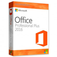 Licente ORIGINALE Office Professional Plus 2016 32/64-bit.ORIGINALE - Solutii business, Microsoft Office, Windows 10, DVD, OEM, Numar licente: 10