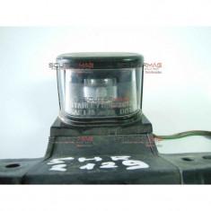 Lampa + suport numar Honda CBR 929 - Suport numar moto