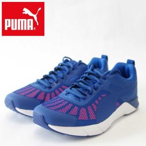 38.5_adidasi originali femei sport Puma_running_de alergare_albastru