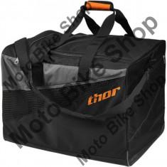 MBS Geanta echipament Thor S6 Circuit, 1 comp., negru/portocaliu, L:63, 5 cm Lat.:45, 72 cm H:45, 72 cm, Cod Produs: 35120190PE - Rucsac moto