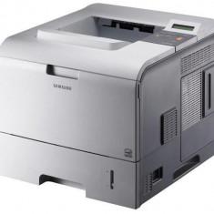 Imprimanta SAMSUNG ML-4050N, 38 PPM, USB, Retea, Parallel, 1200 x 1200, Laser, Monocrom, A4 - Imprimanta laser alb negru