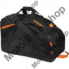 MBS Geanta echipament Thor S6 Circuit, 3 comp., negru/portocaliu, L:68, 58 cm Lat.:35, 56 cm H:40, 64 cm, Cod Produs: 35120187PE - Rucsac moto