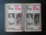 LEV TOLSTOI - ANNA KARENINA  2 volume, Alta editura