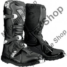 MBS Cizme motocross copii Moose Racing M1.2, negru, 32, Cod Produs: 34110259PE